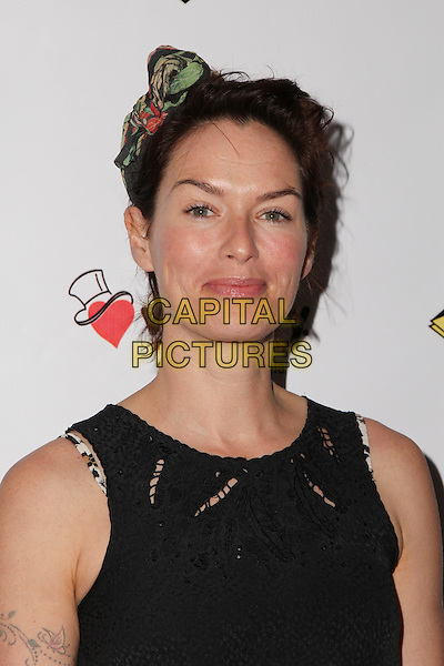 LOS ANGELES, CA - APR 17: Lena Headey attends Milk + Bookies 7th Annual Story Time Celebration, Apr 17 2016 - California Market Center - Los Angeles, California United States. <br /> CAP/MPIPA<br /> &copy;MPIPA/Capital Pictures