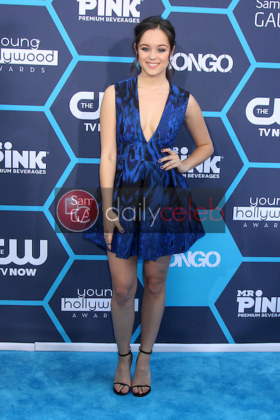 Hayley Orrantia<br />