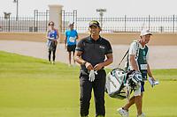 Gavin Green (MAL) on the 9th during Round 4 of the Saudi International at the Royal Greens Golf and Country Club, King Abdullah Economic City, Saudi Arabia. 02/02/2020<br /> Picture: Golffile | Thos Caffrey<br /> <br /> <br /> All photo usage must carry mandatory copyright credit (© Golffile | Thos Caffrey)