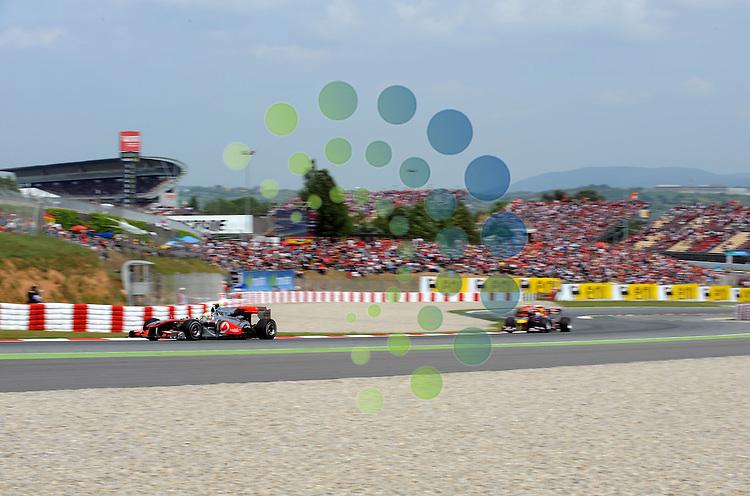 F1 GP of Spain, Barcelona 06.-09. May 2010.Lewis Hamilton (GBR), McLaren F1 Team ..Hasan Bratic;Koblenzerstr.3;56412 Nentershausen;Tel.:0172-2733357;.hb-press-agency@t-online.de;http://www.uptodate-bildagentur.de;.Veroeffentlichung gem. AGB - Stand 09.2006; Foto ist Honorarpflichtig zzgl. 7% Ust.;Hasan Bratic,Koblenzerstr.3,Postfach 1117,56412 Nentershausen; Steuer-Nr.: 30 807 6032 6;Finanzamt Montabaur;  Nassauische Sparkasse Nentershausen; Konto 828017896, BLZ 510 500 15;SWIFT-BIC: NASS DE 55;IBAN: DE69 5105 0015 0828 0178 96; Belegexemplar erforderlich!..