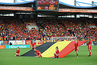 20170724 - TILBURG , NETHERLANDS : illustration pictured during the female soccer game between Belgium and The Netherlands  , the thirth game in group A at the Women's Euro 2017 , European Championship in The Netherlands 2017 , Monday 24 th June 2017 at Stadion Koning Willem II  in Tilburg , The Netherlands PHOTO SPORTPIX.BE | DIRK VUYLSTEKE