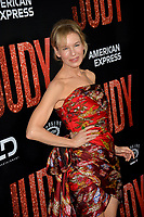 "LOS ANGELES, USA. September 20, 2019: Renee Zellweger at the premiere of ""Judy"" at the Samuel Goldwyn Theatre.<br /> Picture: Paul Smith/Featureflash"