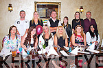 Enjoying the 21st birthday of Sinead O'Connor in Leens Hotel, Abbeyfeale on Sunday night were Front Row L-R: Eileen O'Connor, Sinead O'Connor, Joanne O'Connor, Helen Wrenn, Jacqueline Wrenn, Michaela Wrenn, Tournafulla,  Back Row L-R: Joe O'Connor, Tournafulla, Shauna Winters, Abbeyfeale, Jack O'Connor, Tournafulla, Eileen Fleming, Ballydesmond, Claire Mitchell, Mountcollins and Edmund O'Connor, Tournafulla.