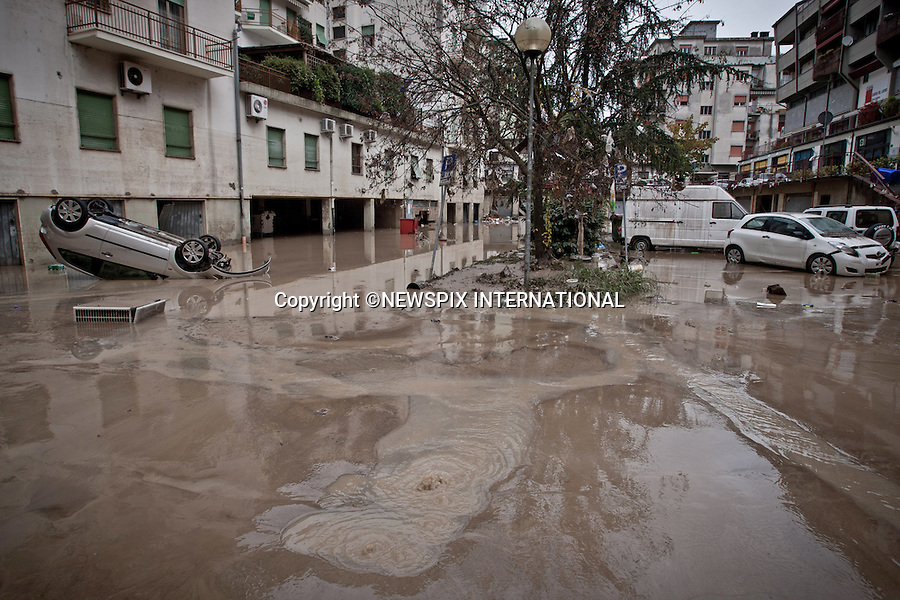 """MUDSLIDES AND FLOODING RAVAGE SCENIE ITALIAN RIVIERA.Destruction caused by the mudslides and flooding in Aulla, one of the worst-hit towns_26/10/2011.Mandatory Credit Photo: ©Niccolò Cambi/NEWSPIX INTERNATIONAL..**ALL FEES PAYABLE TO: """"NEWSPIX INTERNATIONAL""""**..IMMEDIATE CONFIRMATION OF USAGE REQUIRED:.Newspix International, 31 Chinnery Hill, Bishop's Stortford, ENGLAND CM23 3PS.Tel:+441279 324672  ; Fax: +441279656877.Mobile:  07775681153.e-mail: info@newspixinternational.co.uk"""
