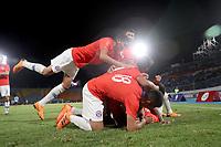 Cocha 2018 Futbol Final Chile vs Uruguay