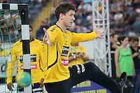 Niklas Landin Jacobsen (Löwen) - Tag des Handball, Rhein-Neckar Löwen vs. Hamburger SV, Commerzbank Arena