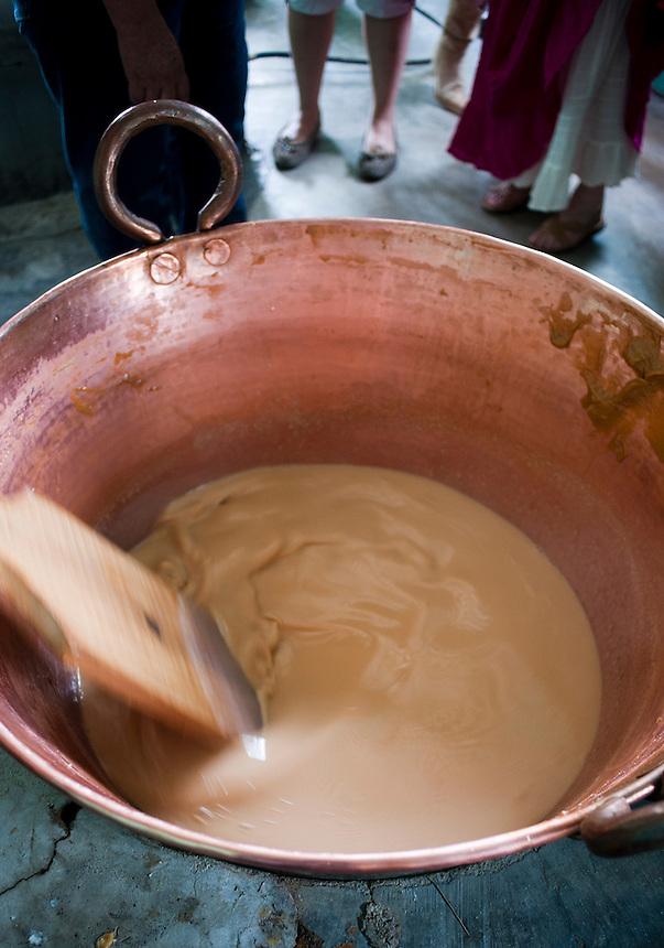 Linares, Nuevo Leon. Aromas y Sabores with Chef Patricia Quintana
