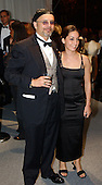 Joe Pantoliano and niece Morgan arrive for the party hosted by Bloomberg News following the 2003 White House Correspondents Dinner in Washington, DC on April 26, 2003..Credit: Ron Sachs / CNP.(RESTRICTION: NO New York or New Jersey Newspapers or newspapers within a 75 mile radius of New York City)