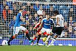 Simon Lappin scores goal no 2 for St Johnstone
