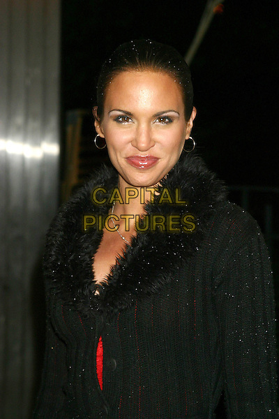 "TIA TEXADA.New York Premiere of IFC Film's ""Ballad of Jack and Rose""  at the Chelsea Cinema in New York City..March 23rd, 2005.headshot portrait fur collar.www.capitalpicturess.com.sales@capitalpictures.com.© Capital PIctures"