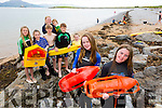 Record numbers taking part in the FENIT Water safety Life saving course. Pictured Front l-r Rebecca Hyland and Ali Parker.Back l-r Jane Doyle, Lucy Murphy, Adam Doyle, Rón O'Neill, Emily Rose Murphy, Mary O'Brien Brown,Organiser and Thomas Brown
