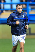 1st October 2017, Hillsborough, Sheffield, England; EFL Championship football, Sheffield Wednesday versus Leeds United; Ross Wallace of Sheffield Wednesday warming up