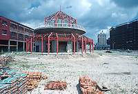 1988 July ..Redevelopment.Downtown West (A-1-6)..MOLASSES TANK.TAIWAN PAVILION.PROGRESS PHOTOS...NEG#.NRHA#..
