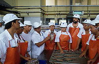 Training to improve quality of food processing