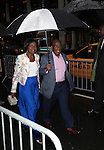 Al Roker & Deborah Roberts.attending the Broadway Opening Night Performance of 'A Streetcar Named Desire' at the Broadhurst Theatre on 4/22/2012 in New York City.