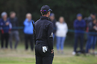 Danny Willett (ENG) on the 12th green during Round 1of the Sky Sports British Masters at Walton Heath Golf Club in Tadworth, Surrey, England on Thursday 11th Oct 2018.<br /> Picture:  Thos Caffrey | Golffile<br /> <br /> All photo usage must carry mandatory copyright credit (© Golffile | Thos Caffrey)