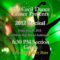 CDC Recital 6: 30 PM Section