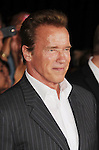 HOLLYWOOD, CA - AUGUST 15: Arnold Shwarzenegger arrive at the 'The Expendables 2' - Los Angeles Premiere at Grauman's Chinese Theatre on August 15, 2012 in Hollywood, California.