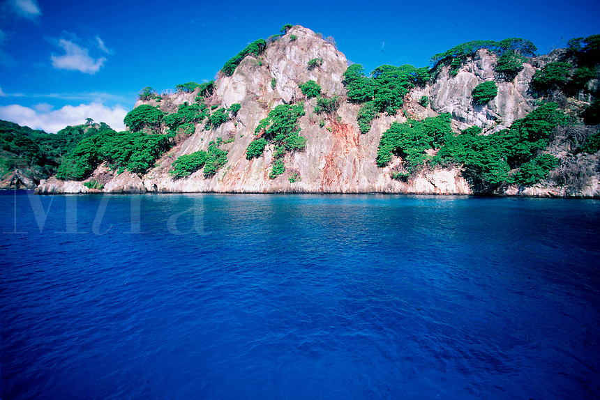 Cocos Island, World Heritage Site, Costa Rica, Pacific Ocean