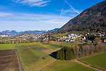 My first flight and photos with my new DJI MAVIC PRO2. Mauren-Schaanwald, Liechtenstein.