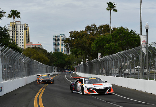 2017 Pirelli World Challenge - Grand Prix of St. Petersburg<br /> St. Petersburg, FL USA<br /> Sunday 12 March 2017<br /> Ryan Eversley<br /> World Copyright: Richard Dole/LAT Images<br /> ref: Digital Image RD_217_SPete302