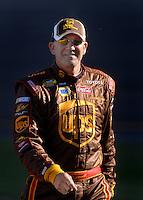 Apr 19, 2007; Avondale, AZ, USA; Nascar Nextel Cup Series driver Dale Jarrett (44) during qualifying for the Subway Fresh Fit 500 at Phoenix International Raceway. Mandatory Credit: Mark J. Rebilas