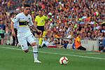 53e Trofeu Joan Gamper.<br /> FC Barcelona vs Club Atletico Boca Juniors: 3-0.<br /> Lucas Olaza.