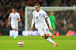 Wayne Rooney of England in action - England vs. Slovenia - UEFA Euro 2016 Qualifying - Wembley Stadium - London - 15/11/2014 Pic Philip Oldham/Sportimage