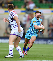 George de Cothi of Worcester Warriors. Premiership Rugby 7s (Day 2) on July 28, 2018 at Franklin's Gardens in Northampton, England. Photo by: Patrick Khachfe / Onside Images