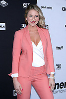 NEW YORK, NY - MAY 16: Kristen Ledlow at Turner Upfront 2018 at Madison Square Garden in New York. May 16, 2018 Credit: RW/MediaPunch