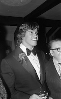 Arnold Schwarzenegger and Joseph Levine, President of NBC Pictures