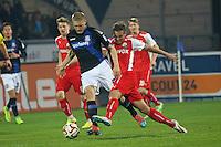 20.03.2015: FSV Frankfurt vs. SV Sandhausen