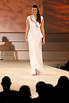 """Miss Israel Shani Hazan, November 11, 2014, Tokyo, Japan : Miss Israel Shani Hazan walks down the runway during """"The 54th Miss International Beauty Pageant 2014"""" on November 11, 2014 in Tokyo, Japan. The pageant brings women from more than 65 countries and regions to Japan to become new """"Beauty goodwill ambassadors"""" and also donates money to underprivileged children around the world thought their """"Mis International Fund"""". (Photo by Rodrigo Reyes Marin/AFLO)"""