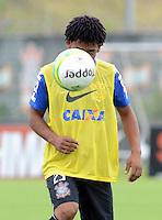 SÃO PAULO,SP, 17.01.2013 TREINO/CORINTHIANS/SP - Romarinho  durante  treino do Corinthians no CT Joaquim Grava na zona leste de Sao Paulo. (Foto: Alan Morici /Brazil Photo Press).