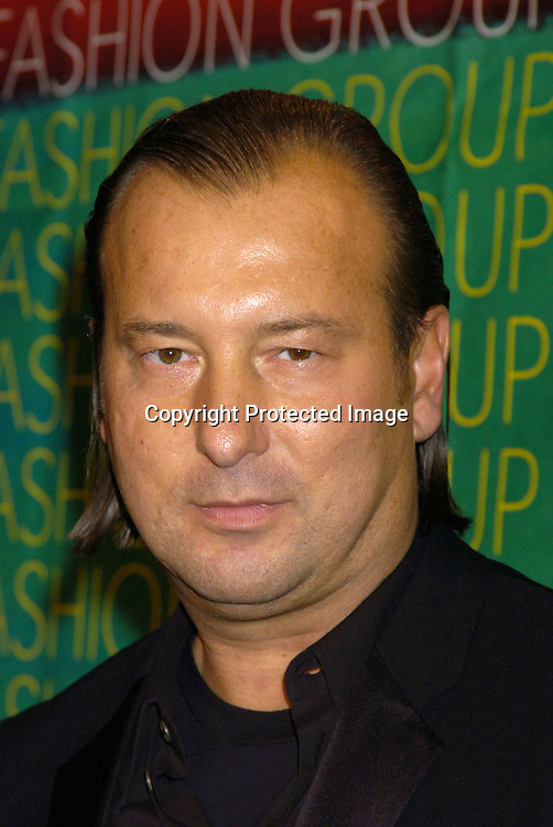 Helmut Lang ..at the Fashion Group International's 21st Annual Night of ..Stars on October 28, 2004 at Cipriani 42nd Street in New York City. ..Photo by Robin Platzer, Twin Images