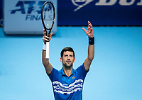 Nitto ATP World Tour Finals London 2019 (Day 1) - 10.11.2019