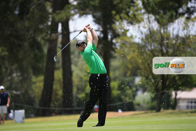 Craig Lee (SCO) in action during Round Three of the 2016 BMW SA Open hosted by City of Ekurhuleni, played at the Glendower Golf Club, Gauteng, Johannesburg, South Africa.  09/01/2016. Picture: Golffile | David Lloyd<br /> <br /> All photos usage must carry mandatory copyright credit (&copy; Golffile | David Lloyd)