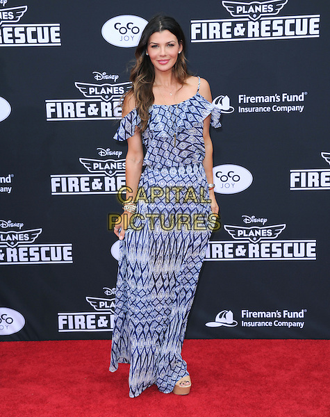 Ali Landry<br />  attends The Disney 'Planes: Fire &amp; Rescue' premiere held at The El Capitan Theatre in Hollywood, California on July 15,2014                                                                               <br /> CAP/DVS<br /> &copy;DVS/Capital Pictures