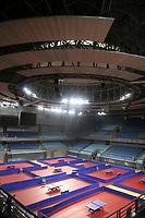 Peking University Gymnasium. Olympic Venues<br /> Olimpiadi Pechino 2008. Impianto Giochi Olimpici<br /> Foto Cspa/Insidefoto