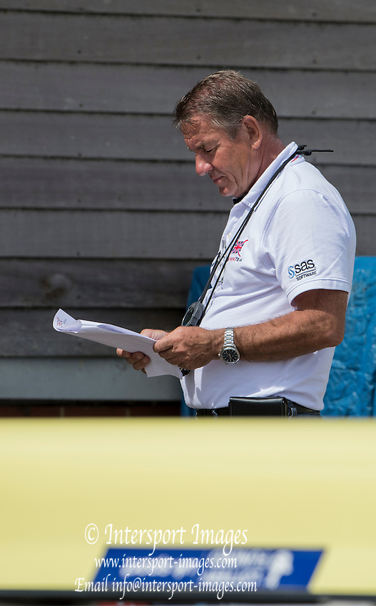 Caversham, England, GBR Rowing Men's Chief  Coach, Jürgen GROBLER, 2015 GBRowing World Championship Team Announcement. Tuesday. 21.07.2015.  At the Reading Training Base. [Mandatory Credit. Peter SPURRIER/Intersport Images]