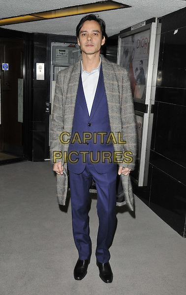 LONDON, ENGLAND - MARCH 16: Frederic Tcheng attends the &quot;Dior and I&quot; UK film premiere, Curzon Mayfair cinema, Curzon St., on Monday March 16, 2015 in London, England, UK. <br /> CAP/CAN<br /> &copy;CAN/Capital Pictures