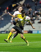 25/08/2015 Capital One Cup, Second Round Preston North End v Watford