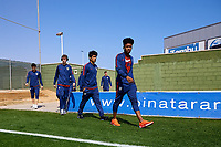 San Pedro del Pinatar, Spain - Friday March 22, 2019: The USMNT U-20 vs France at Pinatar Center.