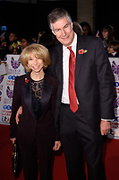 Helen Worth at the Pride of Britain Awards 2017 at the Grosvenor House Hotel, London, UK. <br /> 30 October  2017<br /> Picture: Steve Vas/Featureflash/SilverHub 0208 004 5359 sales@silverhubmedia.com