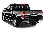 Car pictures of rear three quarter view of 2016 Nissan NP300 Tekna 4 Door Pickup Angular Rear