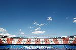 Atletico de Madrid's stadium Vicente Calderon during La Liga match. April 15,2017. (ALTERPHOTOS/Acero)