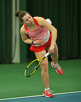 Rotterdam, The Netherlands, March 18, 2016,  TV Victoria, NOJK 14/18 years, Donnaroza Gouvernante (NED)<br /> Photo: Tennisimages/Henk Koster