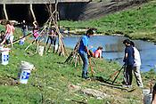 Ozark Montessori Academy Tree Planting