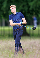 Joshua Johnson (Bishops Stortford GC) on the 9th tee during Round 1 of the Titleist &amp; Footjoy PGA Professional Championship at Luttrellstown Castle Golf &amp; Country Club on Tuesday 13th June 2017.<br /> Photo: Golffile / Thos Caffrey.<br /> <br /> All photo usage must carry mandatory copyright credit     (&copy; Golffile | Thos Caffrey)