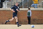 02 December 2007: West Virginia's Alex Erwin. The Wake Forest University Demon Deacons defeated the West Virginia University Mountaineers 3-1 at W. Dennie Spry Soccer Stadium in Winston-Salem, North Carolina in a Third Round NCAA Division I Mens Soccer Tournament game.